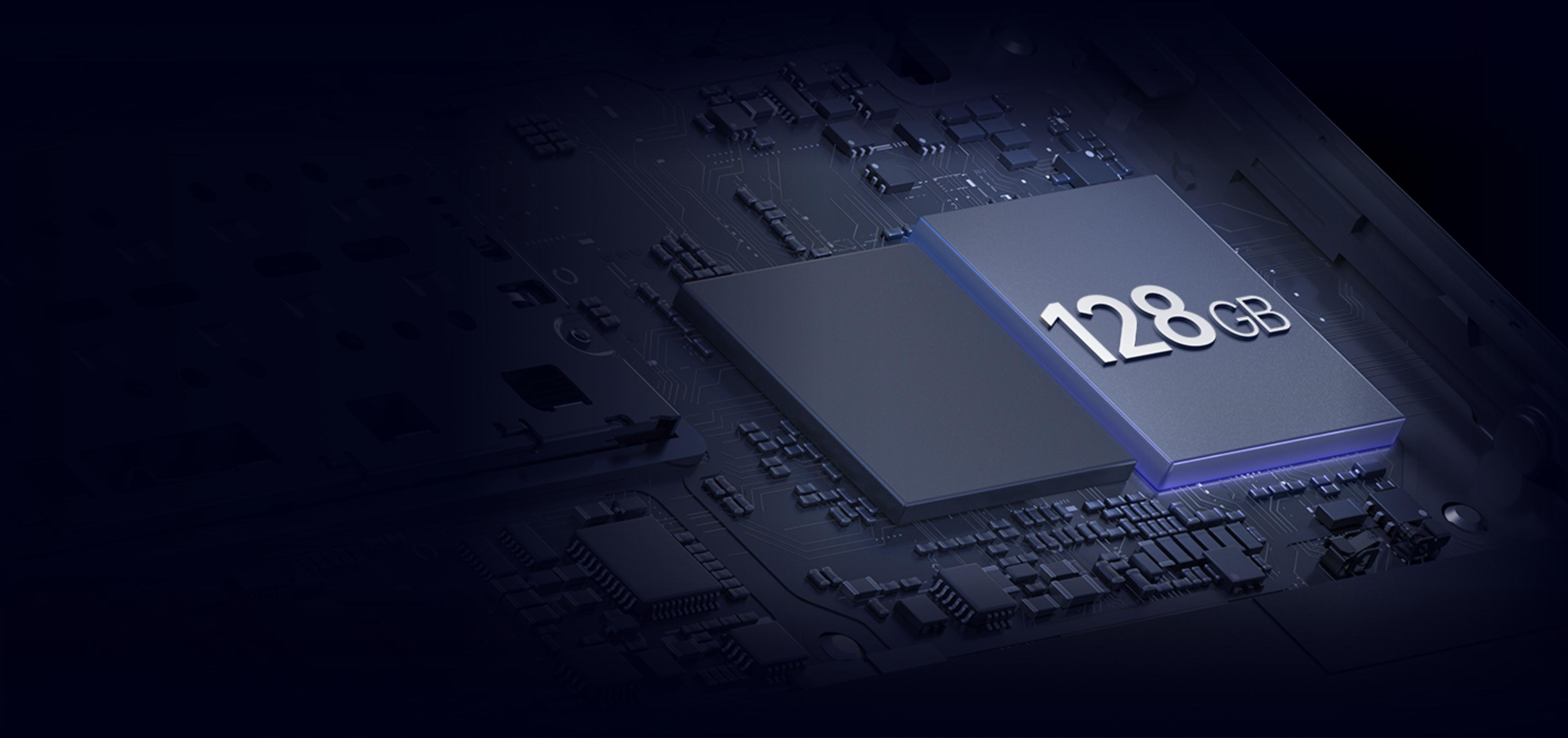 128GB Superb ROM