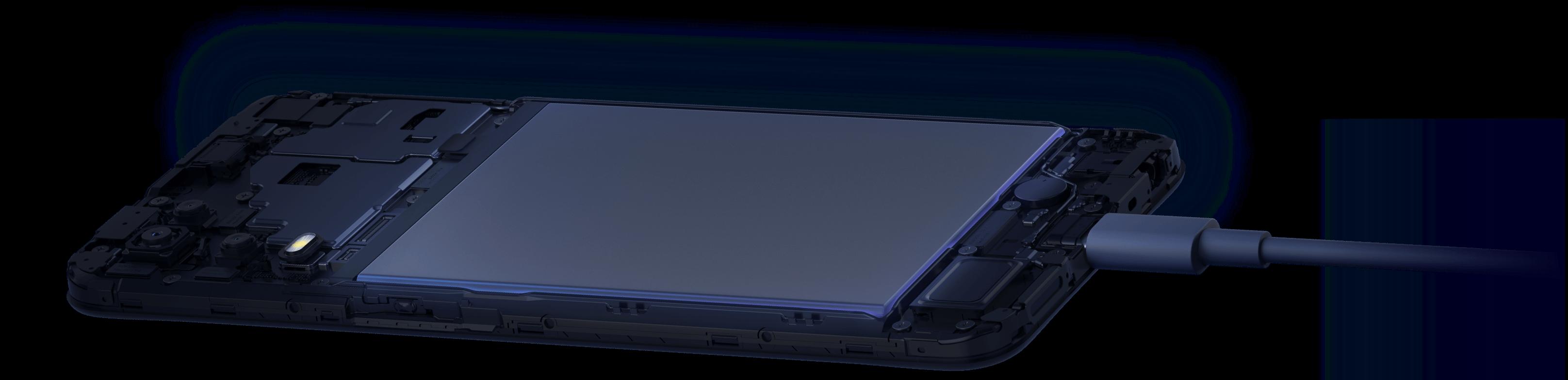 5000mAh Long-lasting Battery