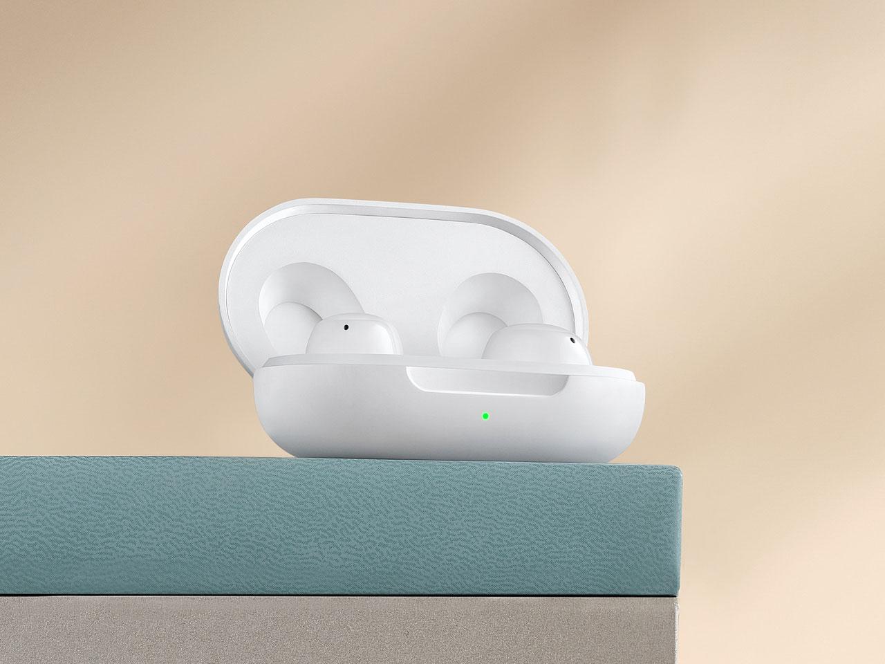 OPPO Enco Buds Compact-Designed White