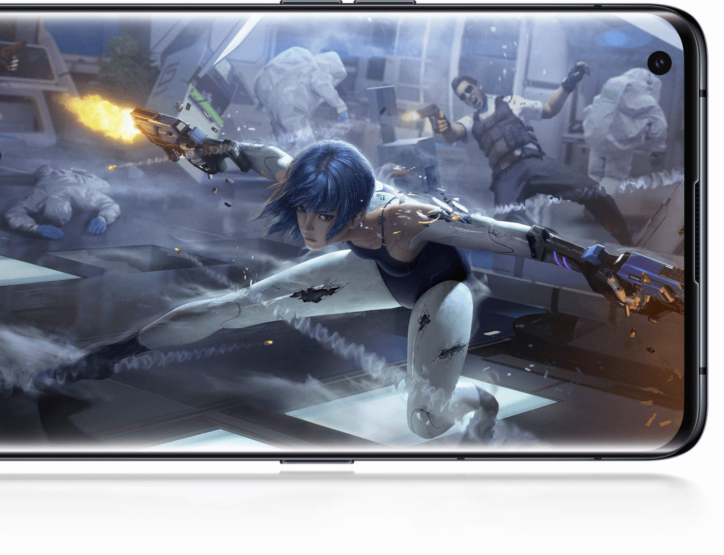OPPO Enco Buds Low-Latency Game Mode