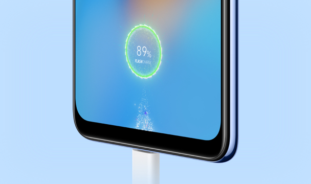 OPPO A74 Charge and Batter