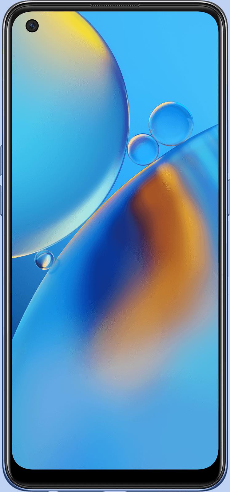 Punch Hole AMOLED FHD+ Display In-Display Fingerprint Unlock 3.0